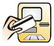 Ручьи Удачи - иконка «банкомат» в Глинке