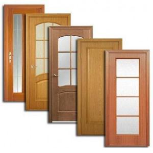 Двери, дверные блоки Глинки