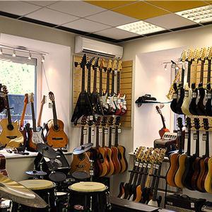 Музыкальные магазины Глинки