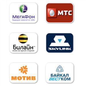 Операторы сотовой связи Глинки