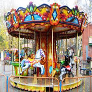 Парки культуры и отдыха Глинки