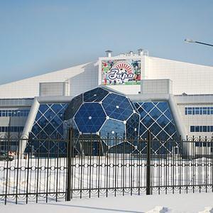 Спортивные комплексы Глинки