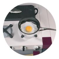 Ручьи Удачи - иконка «кухня» в Глинке